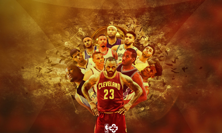 NBA Season 2016-2017 is Coming Wallpaper