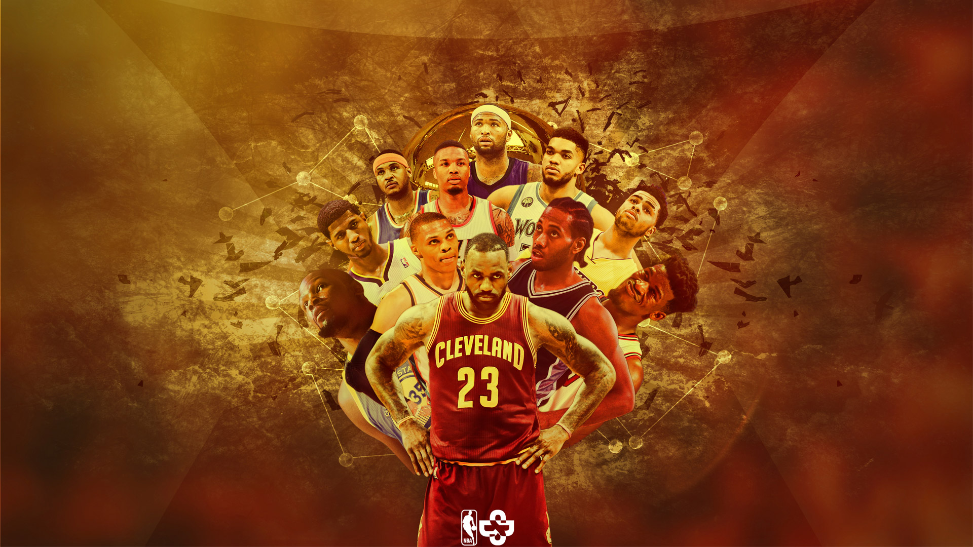 NBA Season 2016-2017 is Coming Wallpaper | Basketball Wallpapers at BasketWallpapers.com