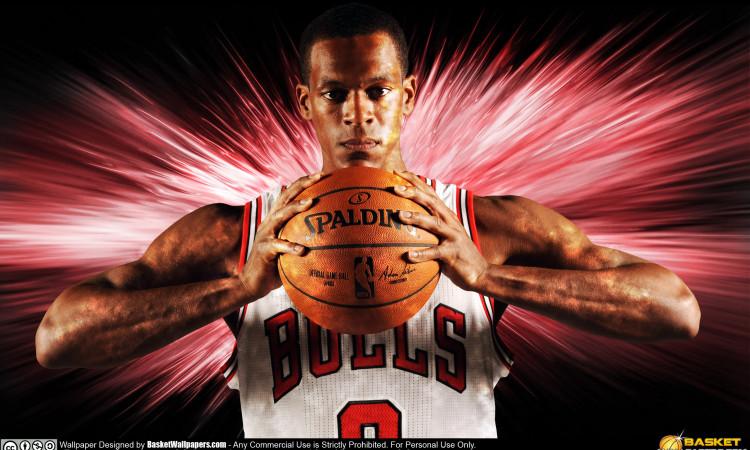 Rajon Rondo Chicago Bulls 2016 Wallpaper