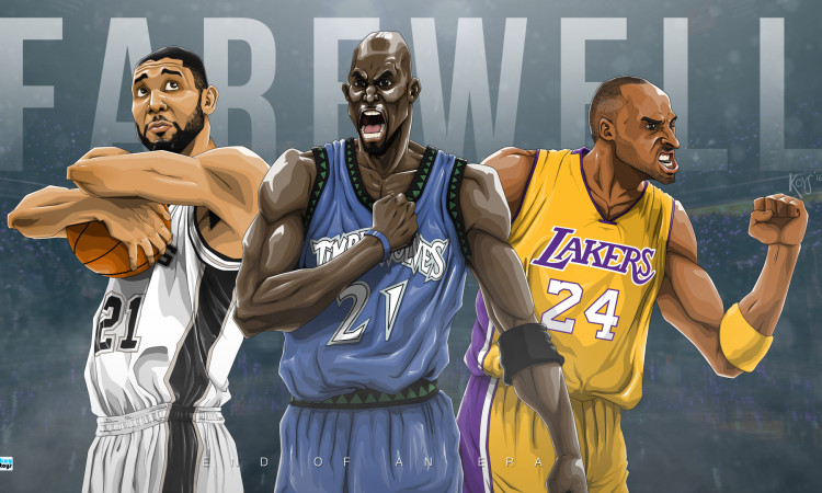End Of An Era Tim KG Kobe 1920x1080 Wallpaper
