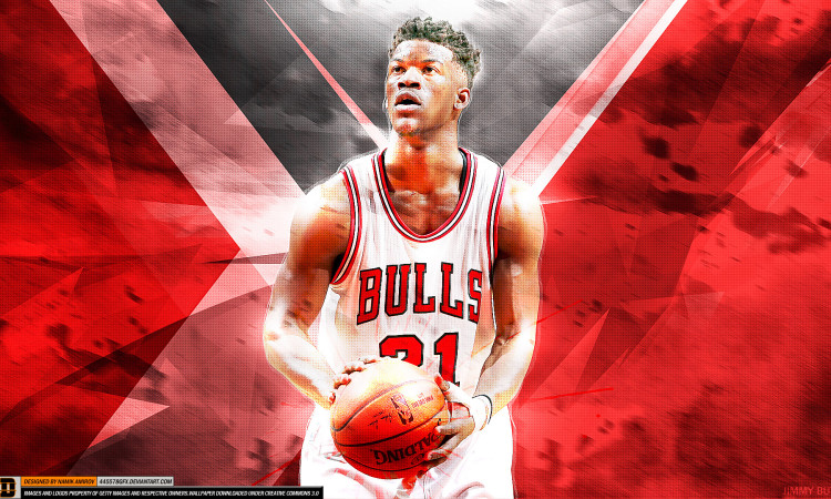 Jimmy Butler 2017 Bulls 1920x1080 Wallpaper