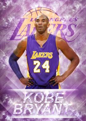 Kobe Bryant Poster 2016