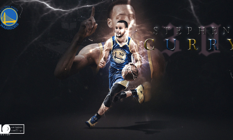 Stephen Curry 2017 Playoffs 1920x1080 Wallpaper