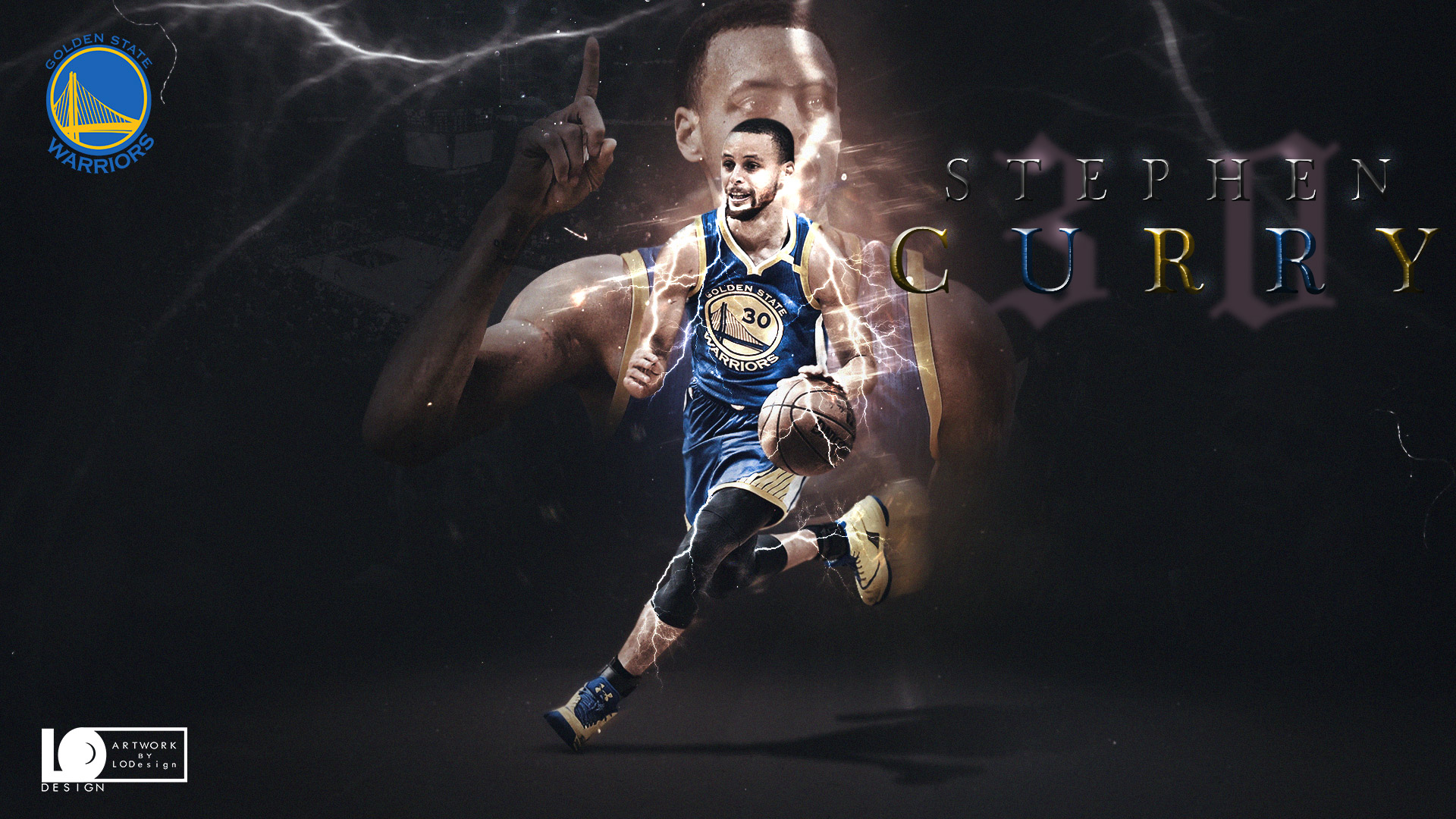 Must see Wallpaper Logo Stephen Curry - Stephen-Curry-2017-Playoffs-1920x1080-BasketWallpapers  Pictures_955617.jpg