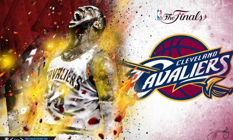 LeBron James 2017 NBA Finals 1680x1050 Wallpaper