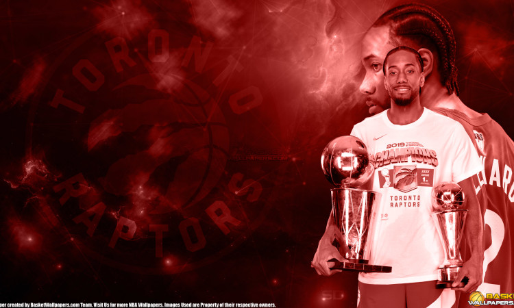 Kawhi Leonard 2019 NBA Finals MVP 2560x1440 Wallpaper