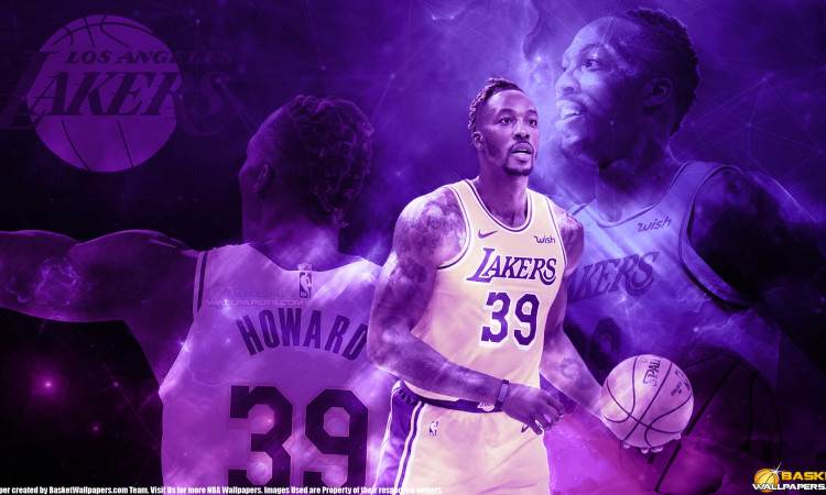 Dwight Howard LA Lakers 2019 2560x1440 Wallpaper