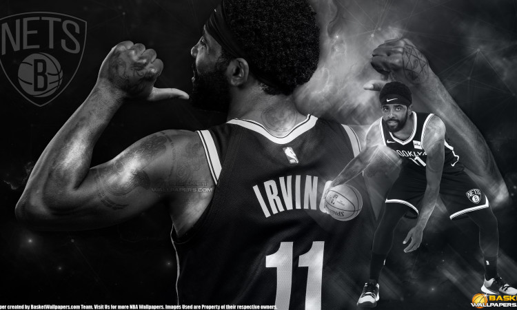Kyrie Irving Brooklyn Nets 2019 2560x1440 Wallpaper