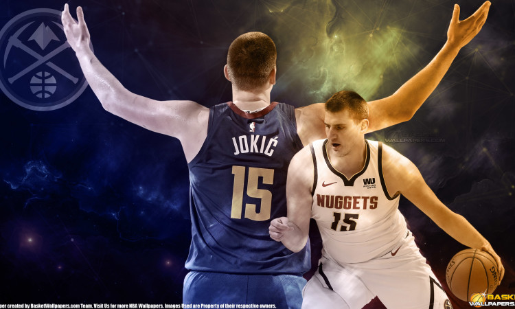 Nikola Jokic Denver Nuggets 2019 2560x1440 Wallpaper